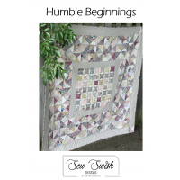 Humble Beginnings - Pattern and Fusible Papers